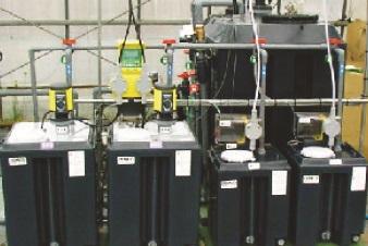 pH値・EC値の管理とモニタリングを手軽に実現させる「らくらく肥料管理機3」の導入