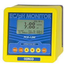 水質監視モニター PCE-12M