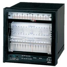 pH/ORP指示調節記録計 RE-6