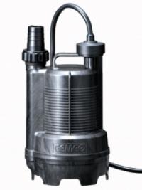 腐食や溶出の問題解決に、接液部に金属を使用しない水中ポンプ