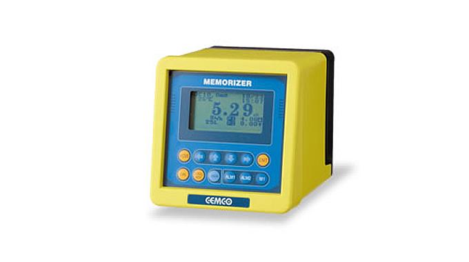記録型(ペーパーレス)pH計の導入について